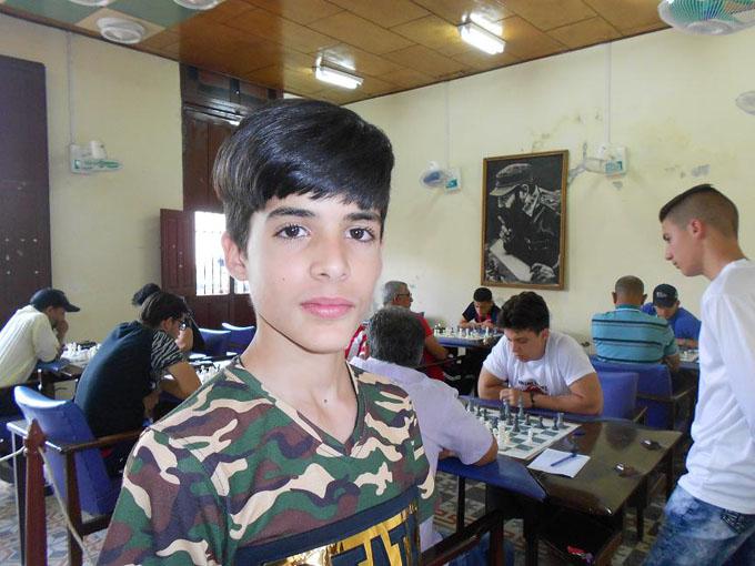 El más joven ajedrecista