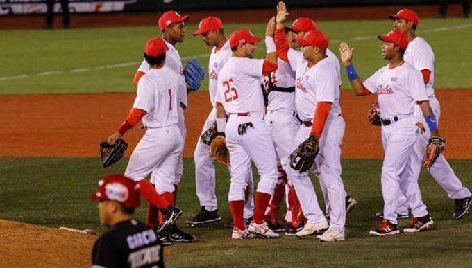 Tope Cuba-México: empates también ayudan, dicen peloteros locales