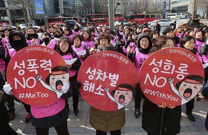 """Mujeres reclaman sus derechos este #8M: """"Si nosotras paramos, para el mundo"""" (+ fotos)"""