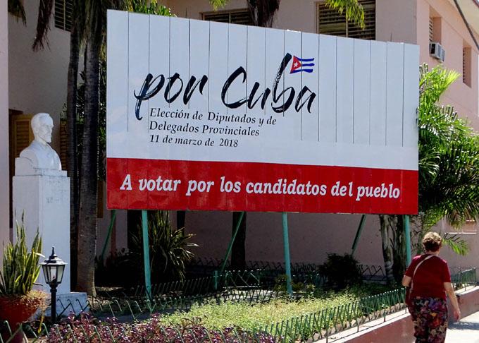 Satisfactoria prueba dinámica electoral en Cuba