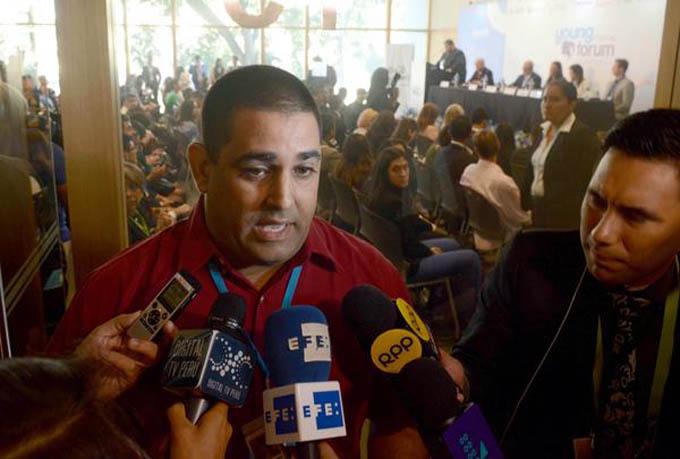 Denuncia Cuba irregularidades, en apertura de foro juvenil
