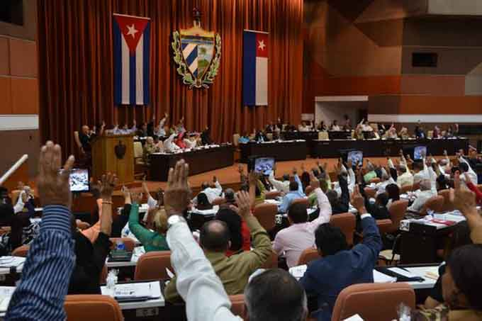 Comenzará mañana sesión constitutiva de la Asamblea Nacional