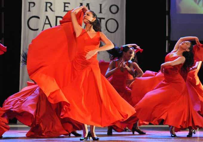 Presentará la compañía Lizt Alfonso la obra Cuba vibra (+ video)