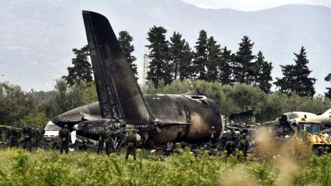 Duelo nacional en Argelia por catástrofe aérea (+ video)