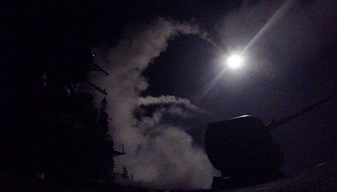 Desmienten ataque sobre Siria: Defensa antiaérea se activa por una falsa alarma