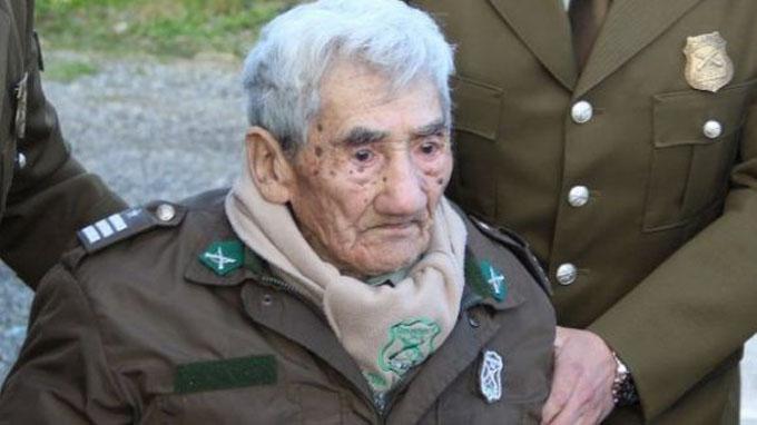 Fallece a los 121 años, en Chile, hombre considerado como el más longevo del mundo