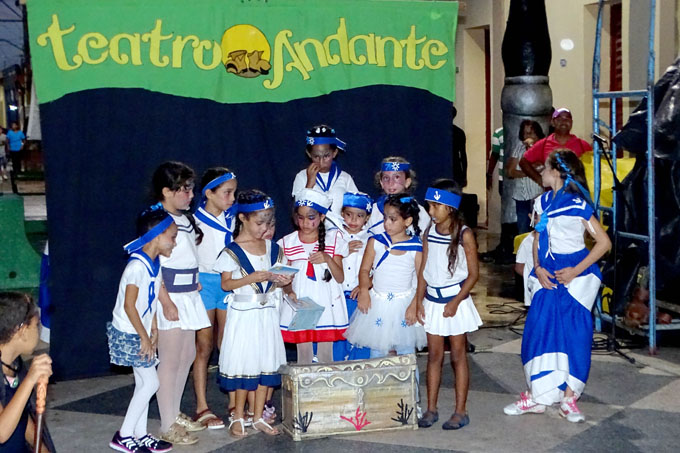 Las artes escénicas granmenses celebran Semana de la Victoria