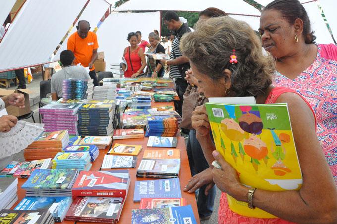 La Feria del libro y sus encantos