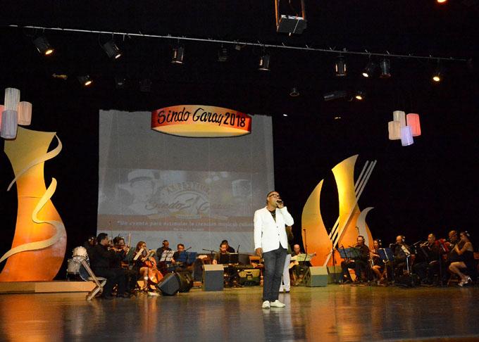 Destaca calidad autoral e interpretativa en Festival Sindo Garay (+ fotos y video)