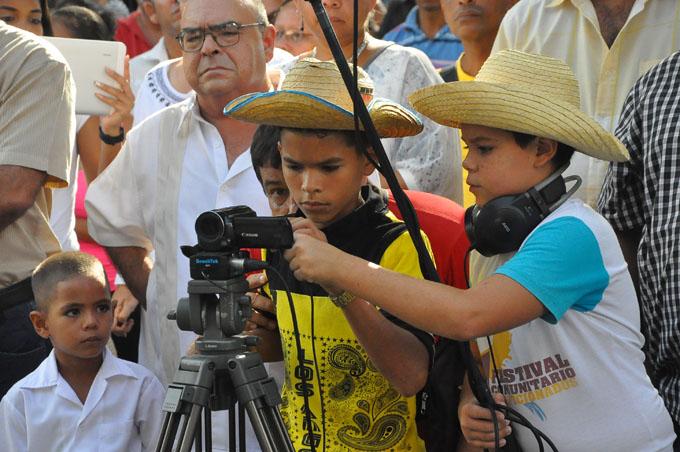 Realizarán festival audiovisual para niños en la Sierra Maestra