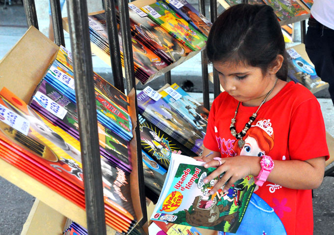 Granma lista para nueva edición de la Feria del Libro