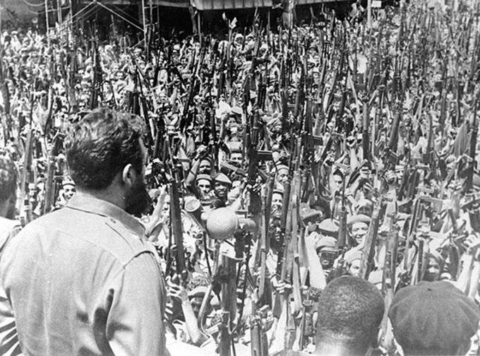 """Fidel Castro: """"Nosotros escogimos el socialismo porque es un sistema justo"""""""