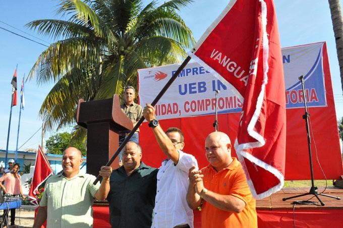 Celebran Día del trabajador de la industria pesquera en Bayamo (+ fotos y video)