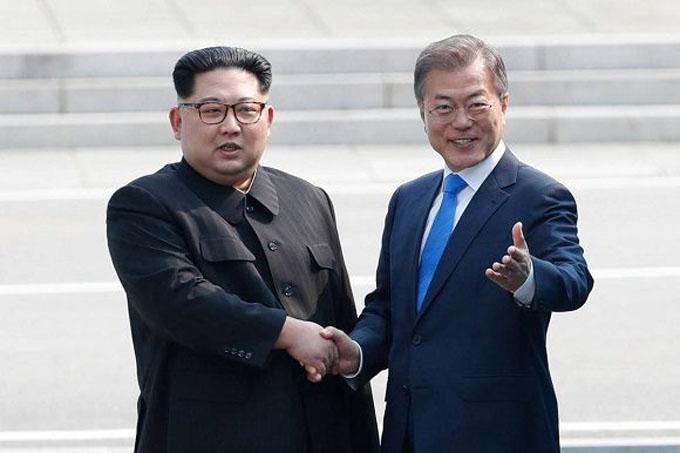 Península Coreana: Kim Jong-un y Moon Jae-in se reúnen en histórica Cumbre (+ fotos)