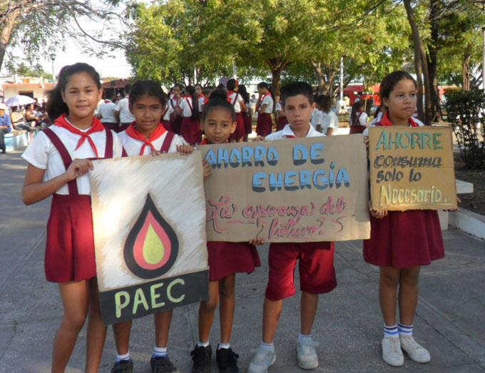 Felicita la ONURE a la Organización de Pioneros José Martí en su aniversario