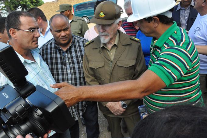 Agua rumbo al norte de Bayamo (+ fotos y audios)