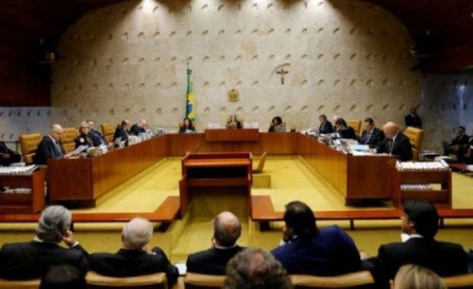 Supremo Tribunal Federal de Brasil niega habeas corpus a Lula en tensa jornada en ese país