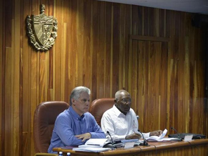 Consejo de Ministros analiza actualidad económica y social del país