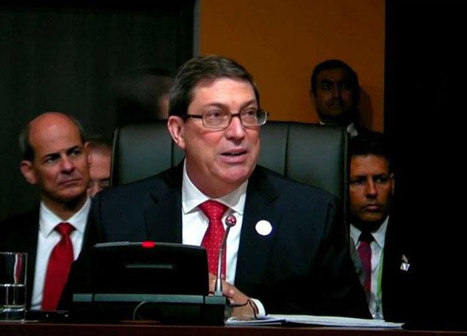 Cuba no aceptará amenazas ni chantajes de EE.UU.