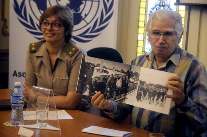 Presentan compilación fotográfica Fidel es un país (+fotos)