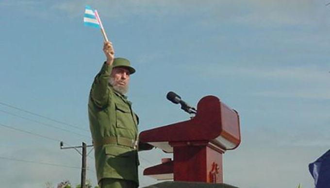 Pakistán honra a Fidel Castro con su máxima condecoración civil