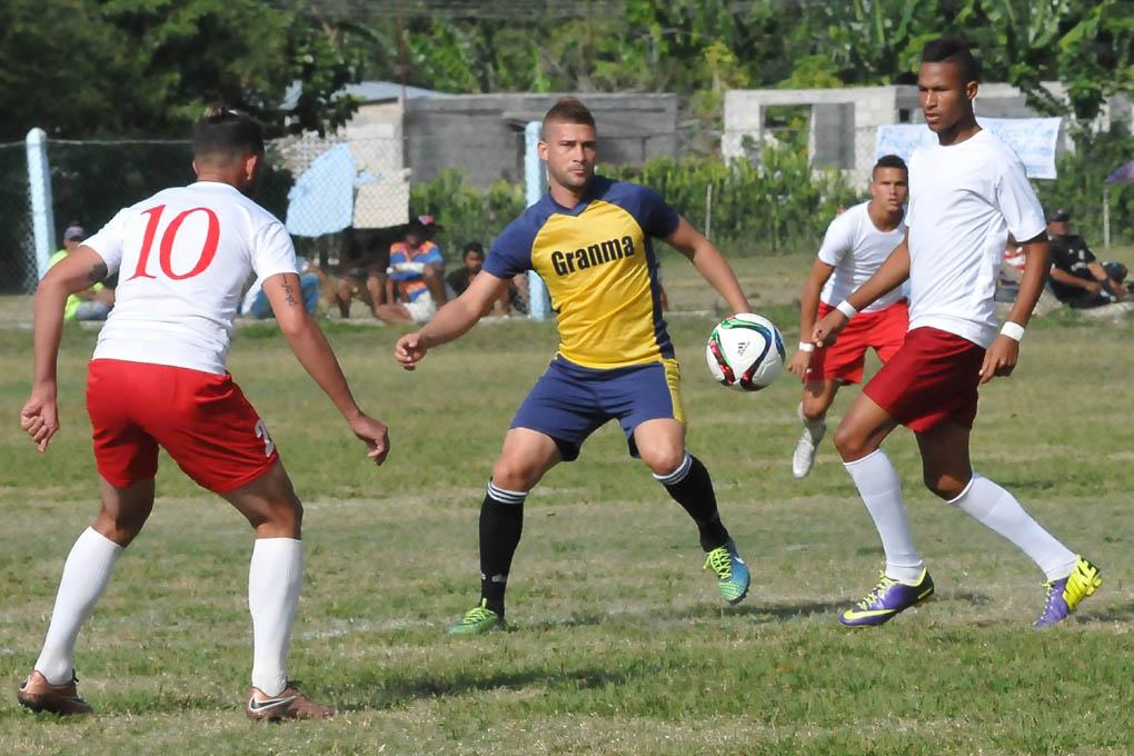 Incansables avanzan a la final del fútbol cubano