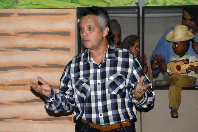 """""""La Cruzada teatral y Andante nacieron juntos"""", aclara Fiffe"""