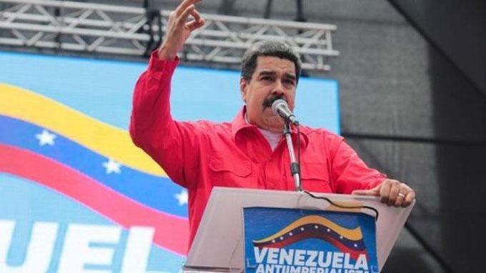 Maduro lidera intención de voto en Venezuela