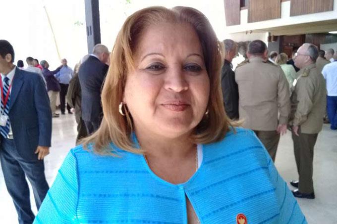 Mujeres cubanas impulsarán desde el Parlamento proyecto socialista (+ video)
