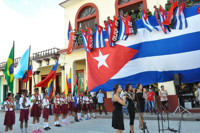Celebran en Cuba aniversarios de organizaciones juveniles (+ fotos y videos)