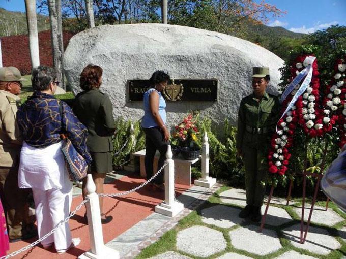 Homenaje hoy a Vilma Espín en Segundo Frente por su natalicio