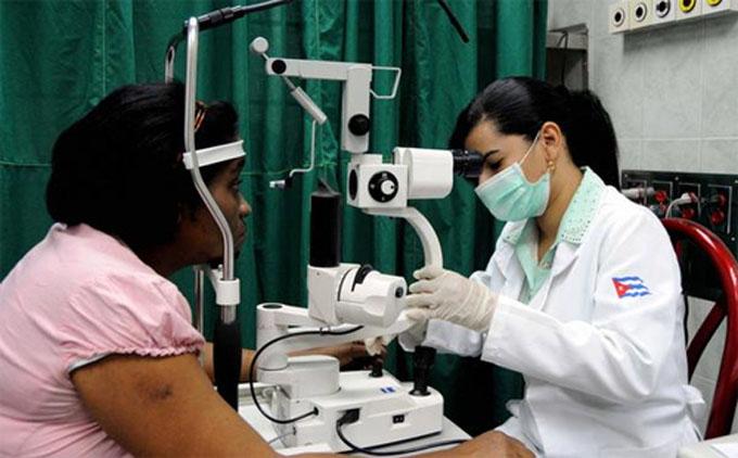 Abre sus puertas Congreso Internacional de Oftalmología