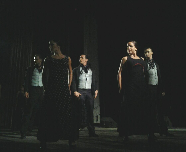 Danzas españolas seducen a público manzanillero (+ fotos)