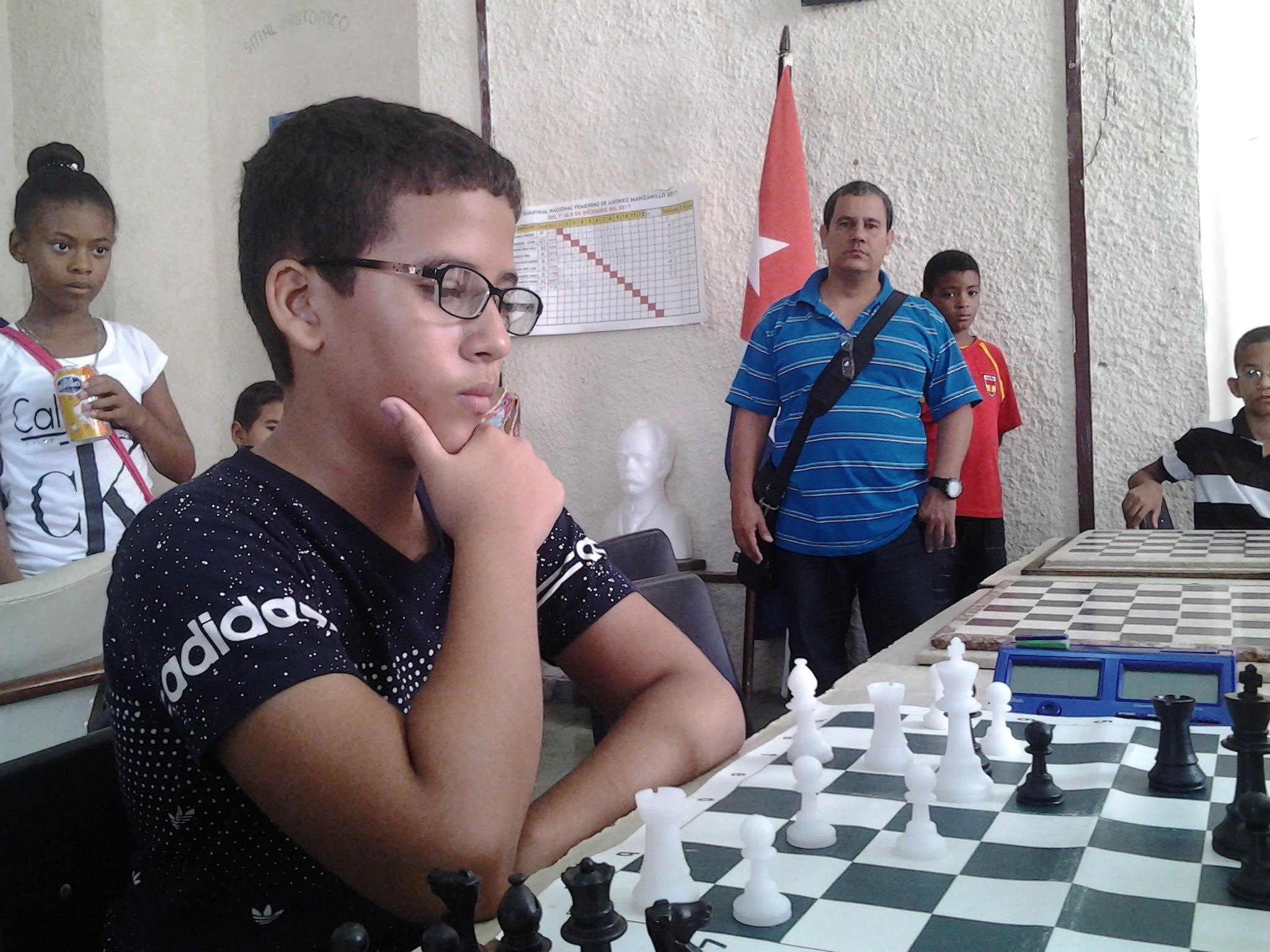 Gana Bayamo torneo provincial de ajedrez categoría 11 – 12 años