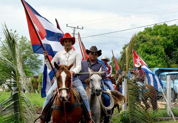 Desafíos por el 17 de Mayo, Día del Campesino