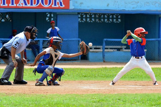 Anuncian presencia de Cuba en el Panamericano de béisbol 11-12 años