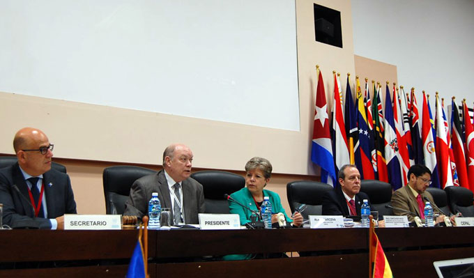 Liderará Cuba intensa agenda de trabajo al frente de la Cepal