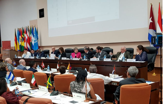 Cepal propicia debate sobre multilateralismo y desarrollo sostenible