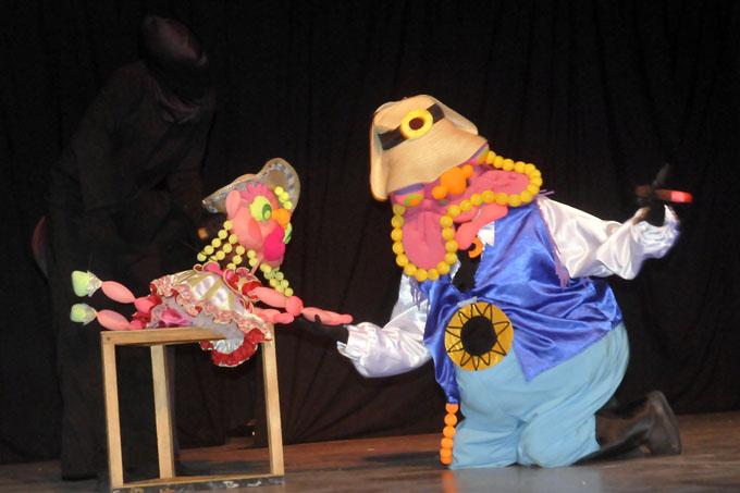 Mayo Teatral en escenarios cubanos