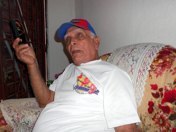Juan Jorge, un guajiro bien planta´o