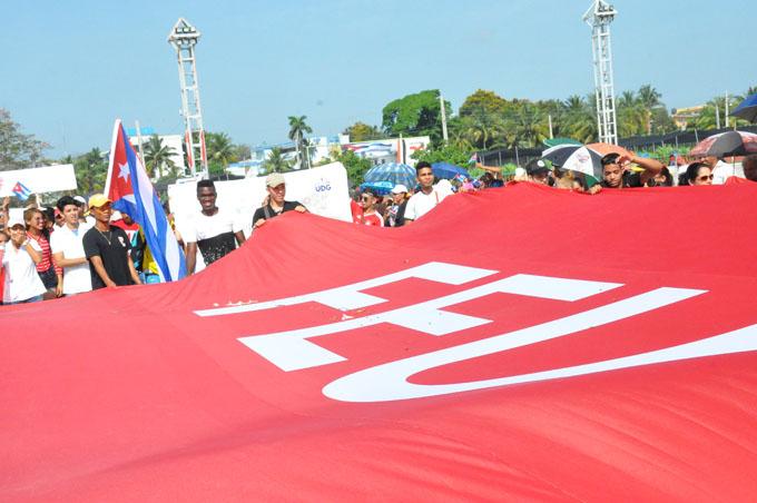 Desde este jueves, IX Congreso de la FEU a nivel de universidades