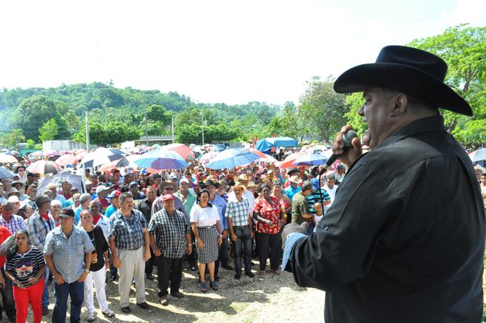 Reconocen  a mejores colectivos y campesinos por el 17 de Mayo (+ fotos)