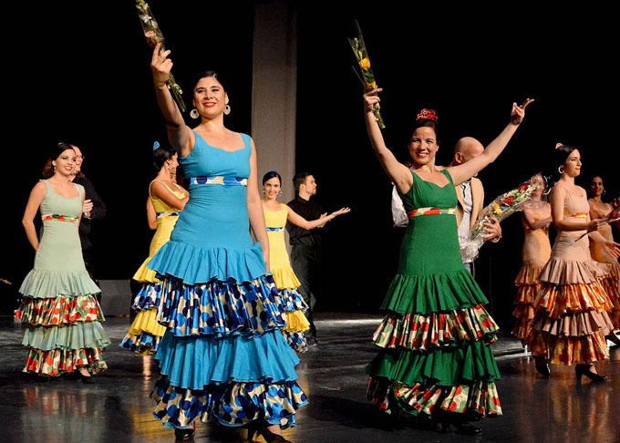 """Ballet Español de Cuba: """"Magia"""" que atrapa en la escena (+ fotos)"""