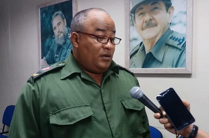 Primer Secretario del Partido en Granma expresa sus condolencias a familiares de las víctimas (+ video)