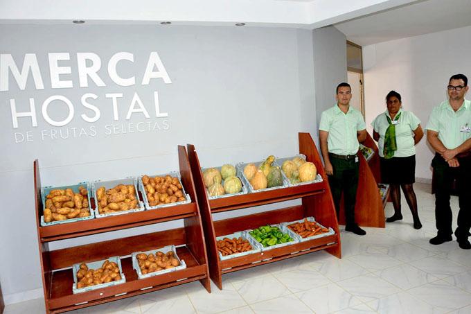 Presta  buenos servicios Merca Hostal en Bayamo