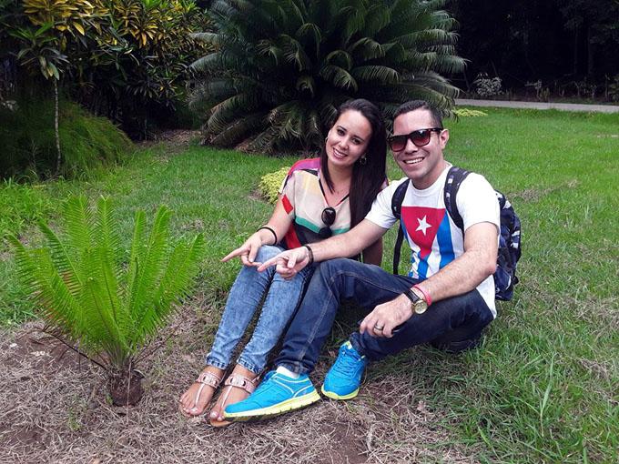 Fósil viviente, atractiva opción en Jardín Botánico de Granma (+ video)