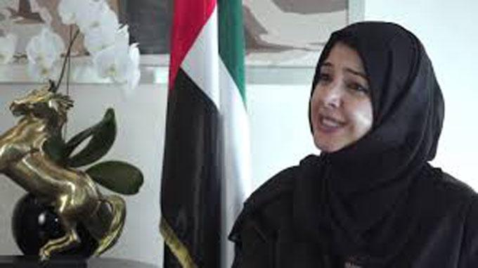 Recibe Cabrisas a Ministra de Estado de Emiratos Árabes Unidos