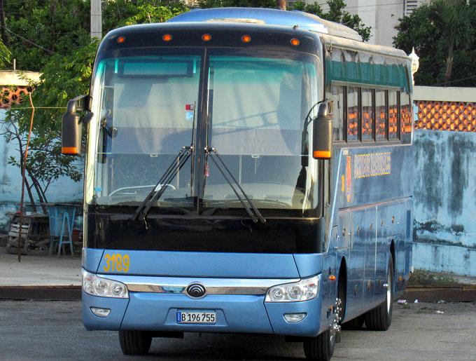 Restablecen desde este miércoles servicios de transportación de pasajeros