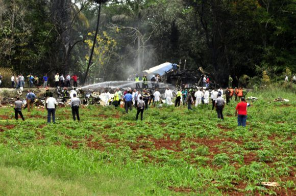 Líderes mundiales envían condolencias a Cuba por accidente aéreo (+ fotos y video)