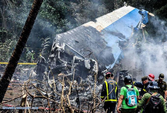 Prosiguen en Cuba investigaciones a una semana de desastre aéreo (+ fotos y video)